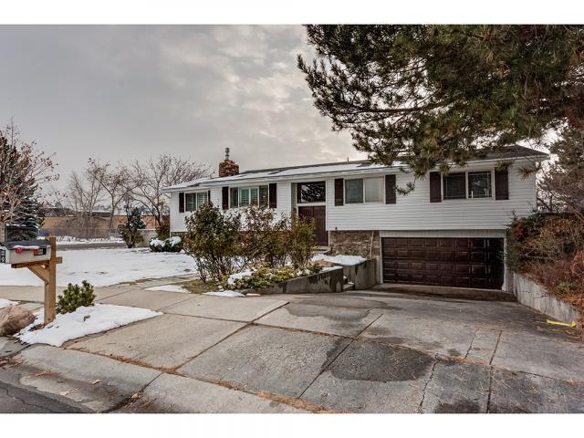 2467 E Alta Canyon Cir, Sandy, UT 84093 (#1571111) :: Bustos Real Estate | Keller Williams Utah Realtors