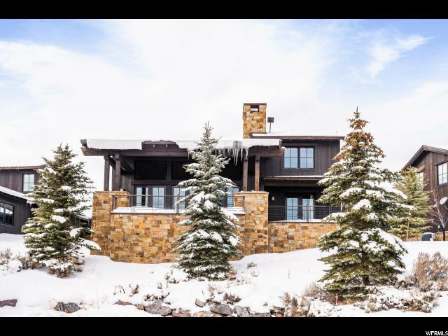 8136 Western Sky, Park City, UT 84098 (MLS #1571137) :: High Country Properties