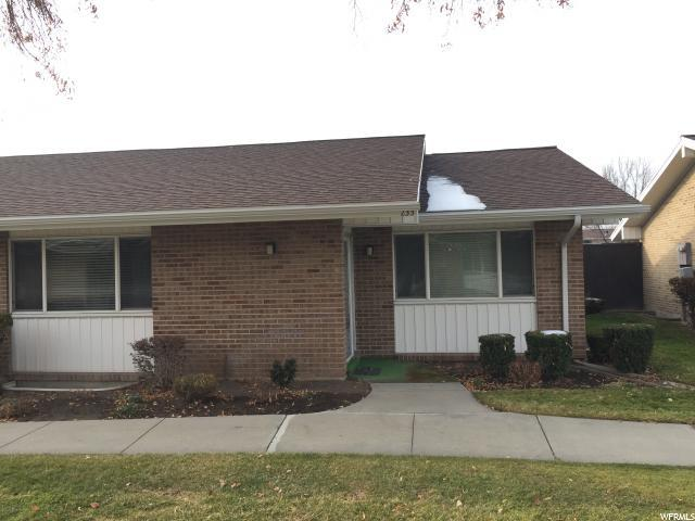 865 E Three Fountains Dr S #233, Murray, UT 84107 (#1571141) :: Red Sign Team