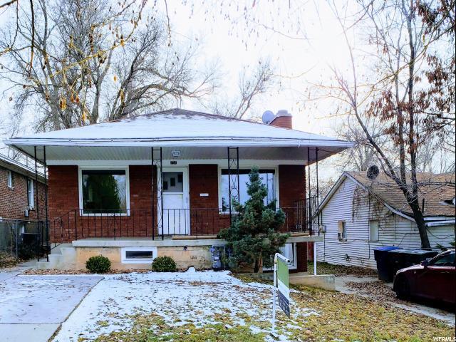 757 E 30TH St S, Ogden, UT 84401 (#1571146) :: Bustos Real Estate | Keller Williams Utah Realtors