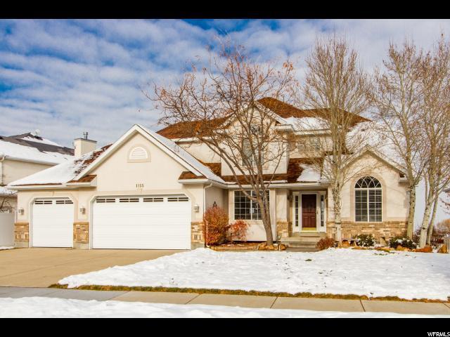 1155 E Gavin Circle, Draper, UT 84020 (#1571164) :: Bustos Real Estate | Keller Williams Utah Realtors