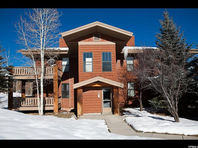 8300 S Meadowview Dr W L3, Park City, UT 84098 (MLS #1571244) :: High Country Properties