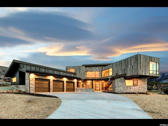 1090 N Oquirrh Mountain Dr (Lot 60), Heber City, UT 84032 (#1571265) :: Bustos Real Estate | Keller Williams Utah Realtors
