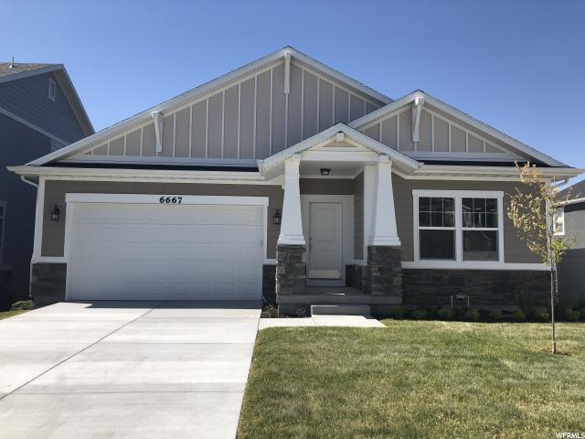 6667 W Terrace Sky Lane Ln S #207, West Jordan, UT 84081 (#1571271) :: Bustos Real Estate | Keller Williams Utah Realtors