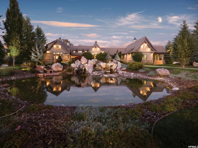 8940 E Eagle Way S, Huntsville, UT 84317 (#1571275) :: Bustos Real Estate | Keller Williams Utah Realtors