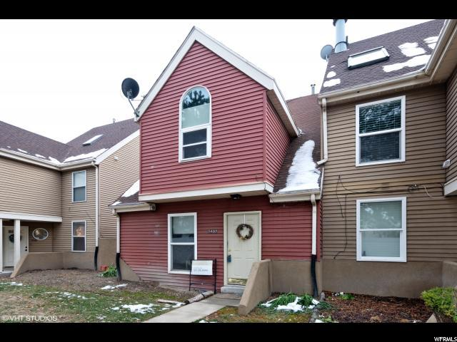3402 S Chimney, West Valley City, UT 84119 (#1571279) :: Red Sign Team