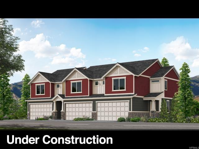 237 E Warbler Ct #97, Saratoga Springs, UT 84045 (#1571284) :: The Fields Team