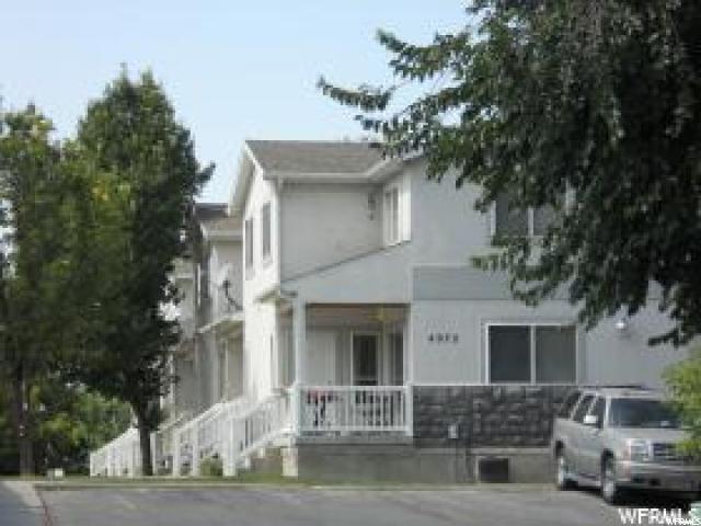 4072 S 300 E #10, Millcreek, UT 84107 (#1571291) :: Bustos Real Estate   Keller Williams Utah Realtors
