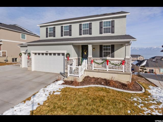 3082 S Tytus Ln, Saratoga Springs, UT 84045 (#1571314) :: The Fields Team