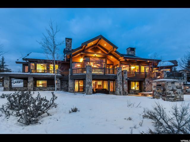 2832 Blue  Sage Trl, Park City, UT 84098 (#1571332) :: Bustos Real Estate | Keller Williams Utah Realtors