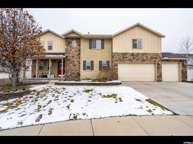 1883 Thompson Pl, Saratoga Springs, UT 84045 (#1571335) :: The Fields Team