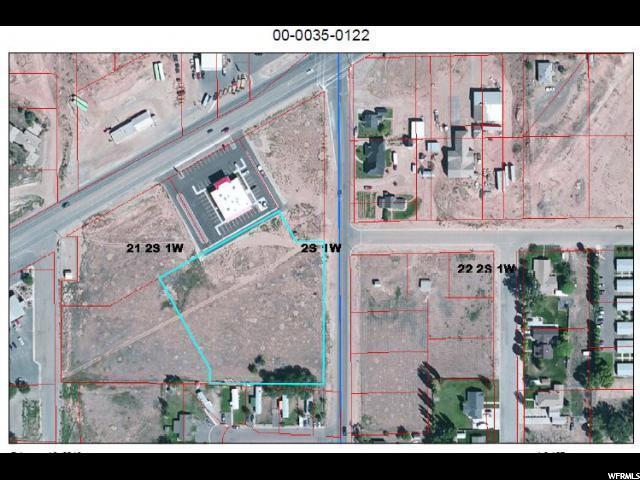 550 S State St, Roosevelt, UT 84066 (#1571344) :: goBE Realty