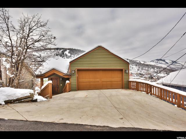 361 Ontario Ave, Park City, UT 84060 (#1571353) :: goBE Realty