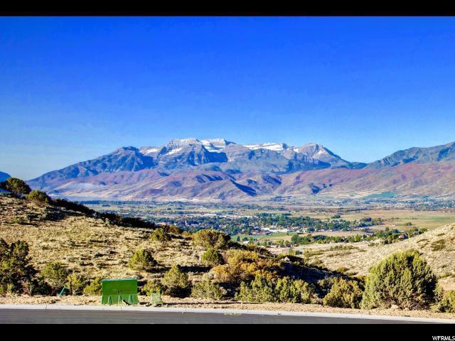 2394 E La Sal Peak Dr (Lot 500), Heber City, UT 84032 (#1571355) :: Bustos Real Estate | Keller Williams Utah Realtors