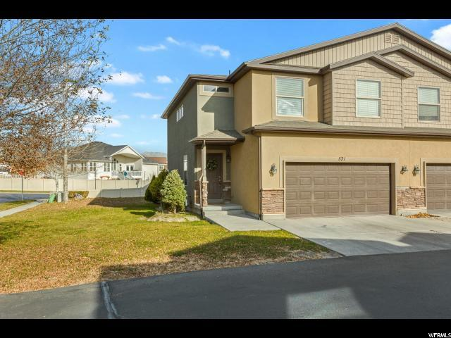 531 W Goldenrod Way, Saratoga Springs, UT 84045 (#1571364) :: The Fields Team