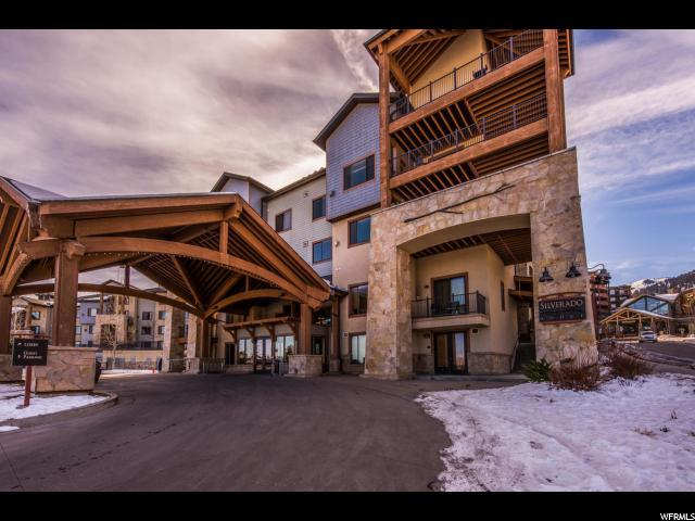2669 Canyons Resort Dr #306, Park City, UT 84098 (MLS #1571365) :: High Country Properties