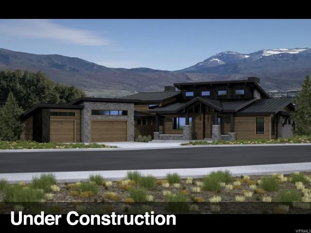 1998 E Notch Mountain Cir (Lot 343) #343, Heber City, UT 84032 (#1571374) :: Bustos Real Estate | Keller Williams Utah Realtors