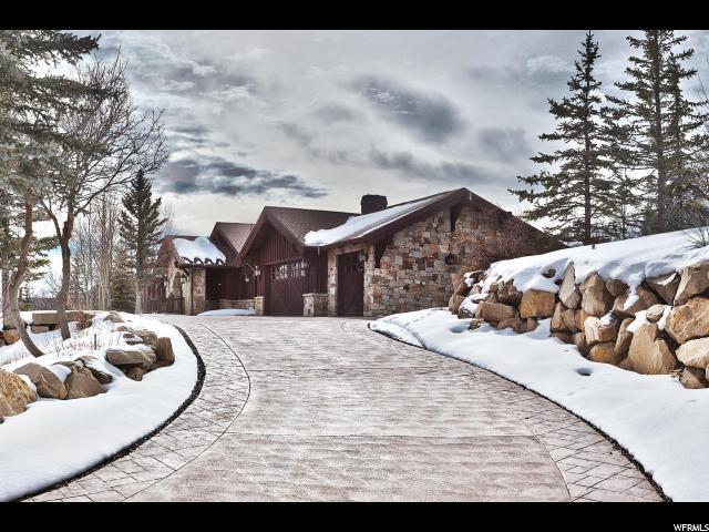 1107 Snow Berry St, Park City, UT 84098 (#1571385) :: Red Sign Team