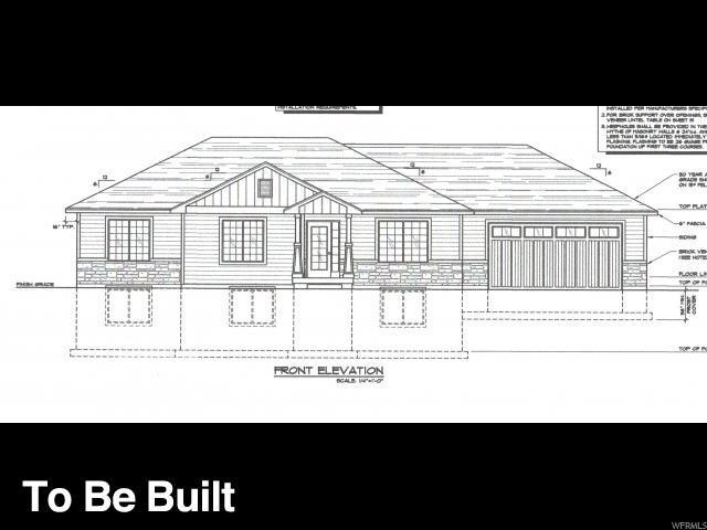 1606 S Hoytsville Rd, Hoytsville, UT 84017 (MLS #1571398) :: High Country Properties
