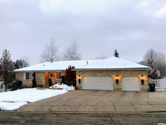 817 E Clifford Dr S, Tooele, UT 84074 (#1571415) :: The One Group