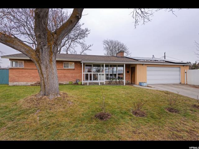 3675 S Wedgewood Rd E, Millcreek, UT 84106 (#1571417) :: Powerhouse Team   Premier Real Estate