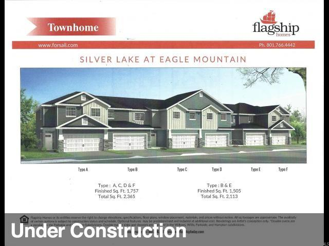 7226 N Clover Patch Ln #1939, Eagle Mountain, UT 84005 (#1571422) :: The Fields Team