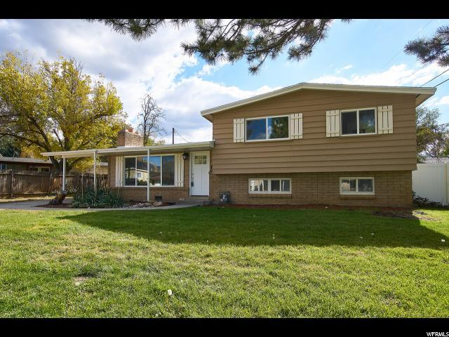1870 E 7020 S, Cottonwood Heights, UT 84121 (#1571484) :: Red Sign Team