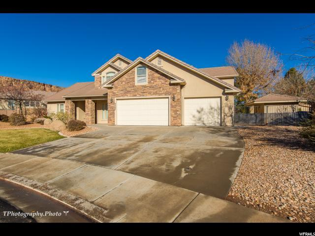 3527 S 1620 W, Bloomington, UT 84790 (#1571542) :: Powerhouse Team   Premier Real Estate