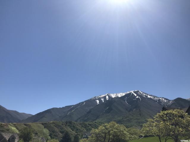 436 S Canyon View Dr, Elk Ridge, UT 84651 (#1571545) :: Colemere Realty Associates
