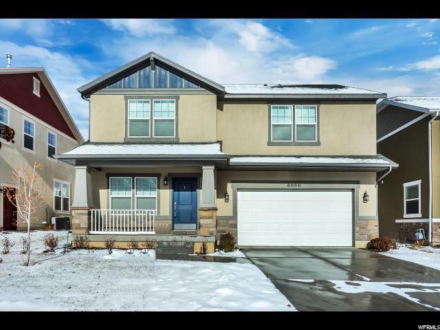 6666 W Terrace Wash Ln S, West Jordan, UT 84081 (#1571593) :: Bustos Real Estate   Keller Williams Utah Realtors