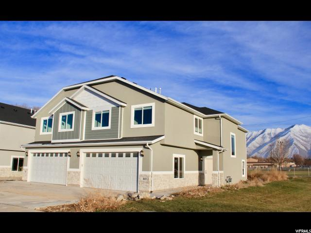 277 S Spanish Trail Blvd W, Spanish Fork, UT 84660 (#1571644) :: The Fields Team