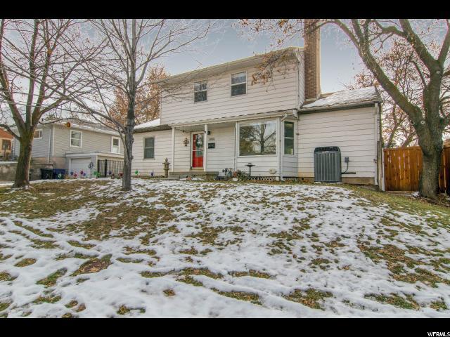 2856 E Morgan Dr S, Holladay, UT 84124 (#1571648) :: Bustos Real Estate | Keller Williams Utah Realtors