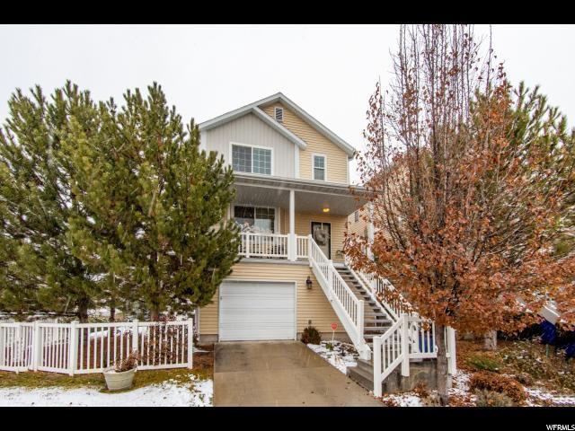 307 E Hidden Garden Ln, South Salt Lake, UT 84115 (#1571659) :: Powerhouse Team   Premier Real Estate