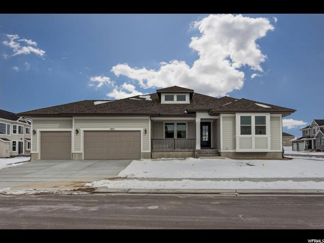 1663 E Thorpe Dr, Eagle Mountain, UT 84005 (#1571745) :: Colemere Realty Associates