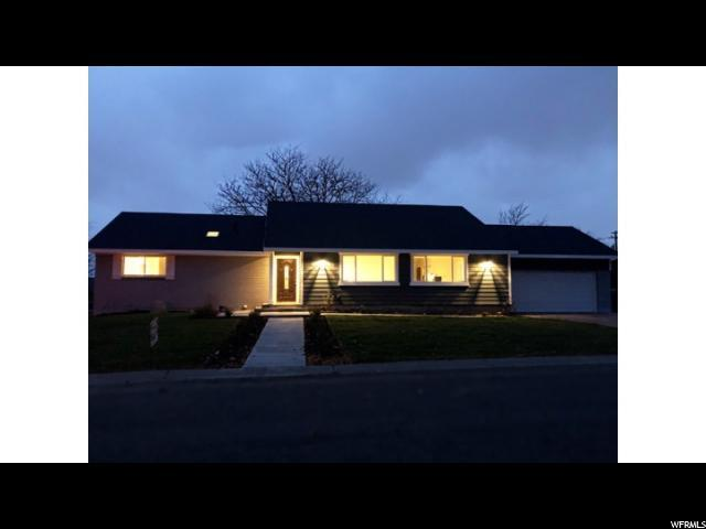 4580 S Sycamore Dr E, Holladay, UT 84117 (#1571760) :: Red Sign Team
