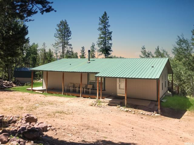 4704 Foothill Dr, Kamas, UT 84036 (MLS #1571793) :: High Country Properties