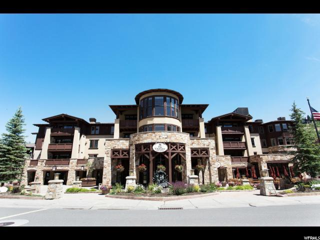 7815 Royal St E E A 418, Park City, UT 84060 (#1571810) :: Bustos Real Estate | Keller Williams Utah Realtors