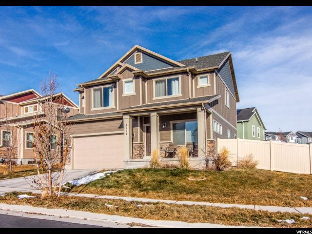 7896 N Sagebrush Ln E, Eagle Mountain, UT 84005 (#1571825) :: The Fields Team