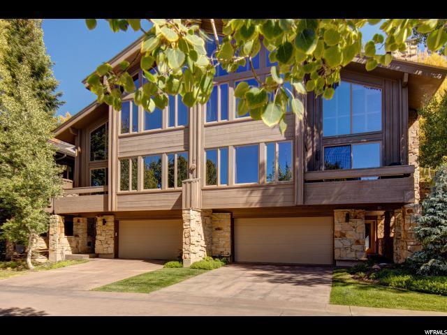 7800 Royal St E #11, Park City, UT 84060 (#1571832) :: Bustos Real Estate | Keller Williams Utah Realtors