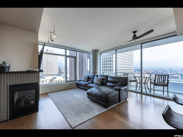 35 E 100 So. S #1303, Salt Lake City, UT 84111 (#1571846) :: Big Key Real Estate