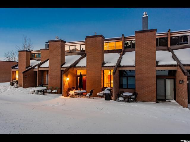 1763 Captain Molly Dr #248, Park City, UT 84060 (#1571856) :: Bustos Real Estate | Keller Williams Utah Realtors