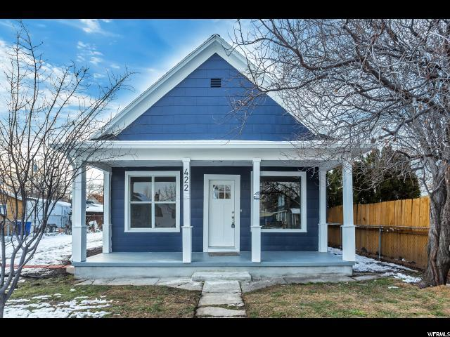 422 S Post St, Salt Lake City, UT 84104 (#1571890) :: The Fields Team