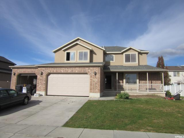 1676 W Dallas St S, Syracuse, UT 84075 (#1571895) :: The Fields Team