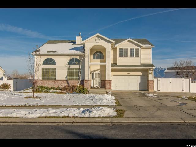 8677 S 5170 W, West Jordan, UT 84081 (#1571915) :: Powerhouse Team | Premier Real Estate