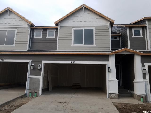 294 E Wren Hill Ln S #3051, Saratoga Springs, UT 84045 (#1571932) :: RE/MAX Equity