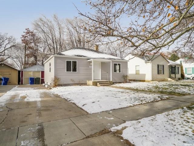 1923 Harrison, Ogden, UT 84401 (#1571939) :: The One Group