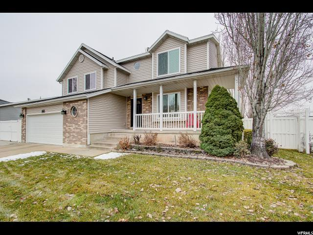 396 E 1800 S, Kaysville, UT 84037 (#1571960) :: Big Key Real Estate