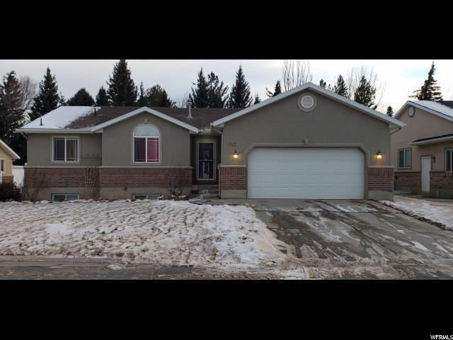 1867 E Shay Ln, South Weber, UT 84405 (#1571962) :: Big Key Real Estate