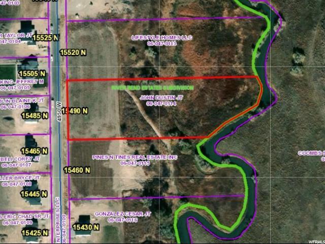 15490 N 4950 W, Riverside, UT 84334 (MLS #1571964) :: Lawson Real Estate Team - Engel & Völkers