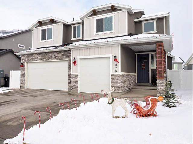 12319 S Pike Hill Ln, Herriman, UT 84096 (#1571967) :: Action Team Realty